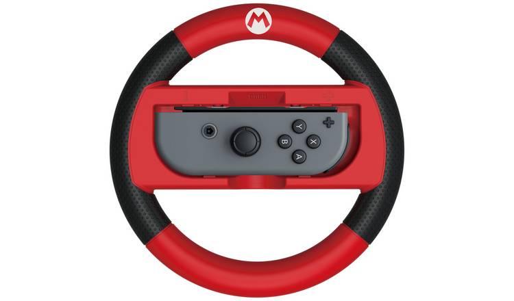 Mario Kart 8 Deluxe Racing Wheel £7.99 @ Argos & eBay Argos