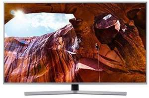 Samsung UE55RU7450UXZT Smart TV 4K Ultra HD 55 inch Wi-Fi DVB-T2CS2, RU7450 Series 2019 - £418.96 including delivery, from Amazon Italy