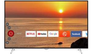 Hitachi 65 Inch 65HL26T64U Smart 4K LED TV £479.99 free click and collect or £3.99 delivery @ Argos