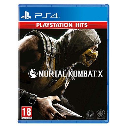 [PS4] Mortal Kombat X (PlayStation Hits) - £7.99 delivered @ Monster Shop