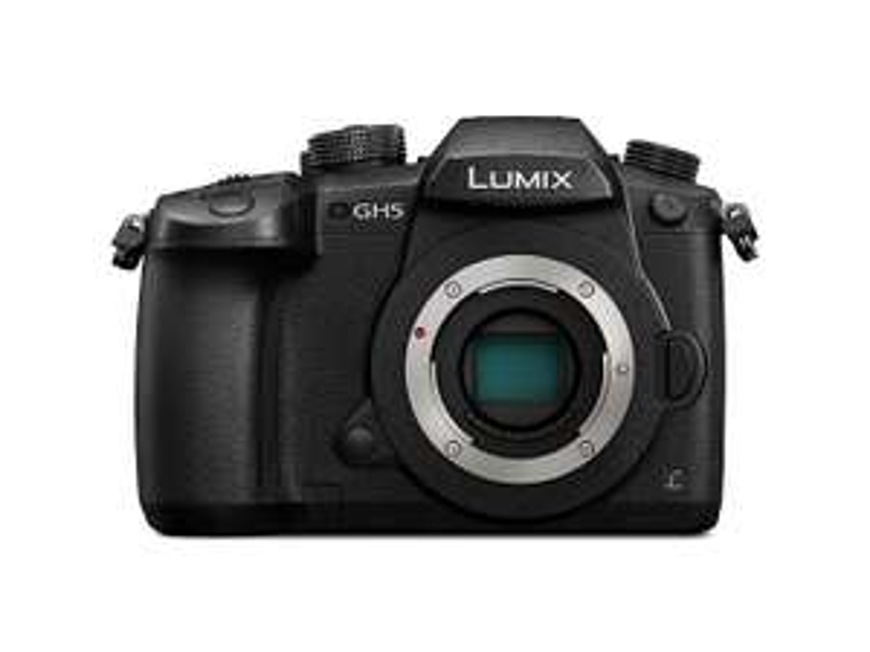 LUMIX DC-GH5EB-K Mirrorless Camera Body only - Black £1040 @ Amazon