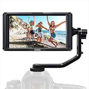 ESDDI F5 Camera Monitor 5 Inch Full HD IPS Screen Video Field Monitor - £159.99 - Sold by ESDDISHOP / FBA @ Amazon
