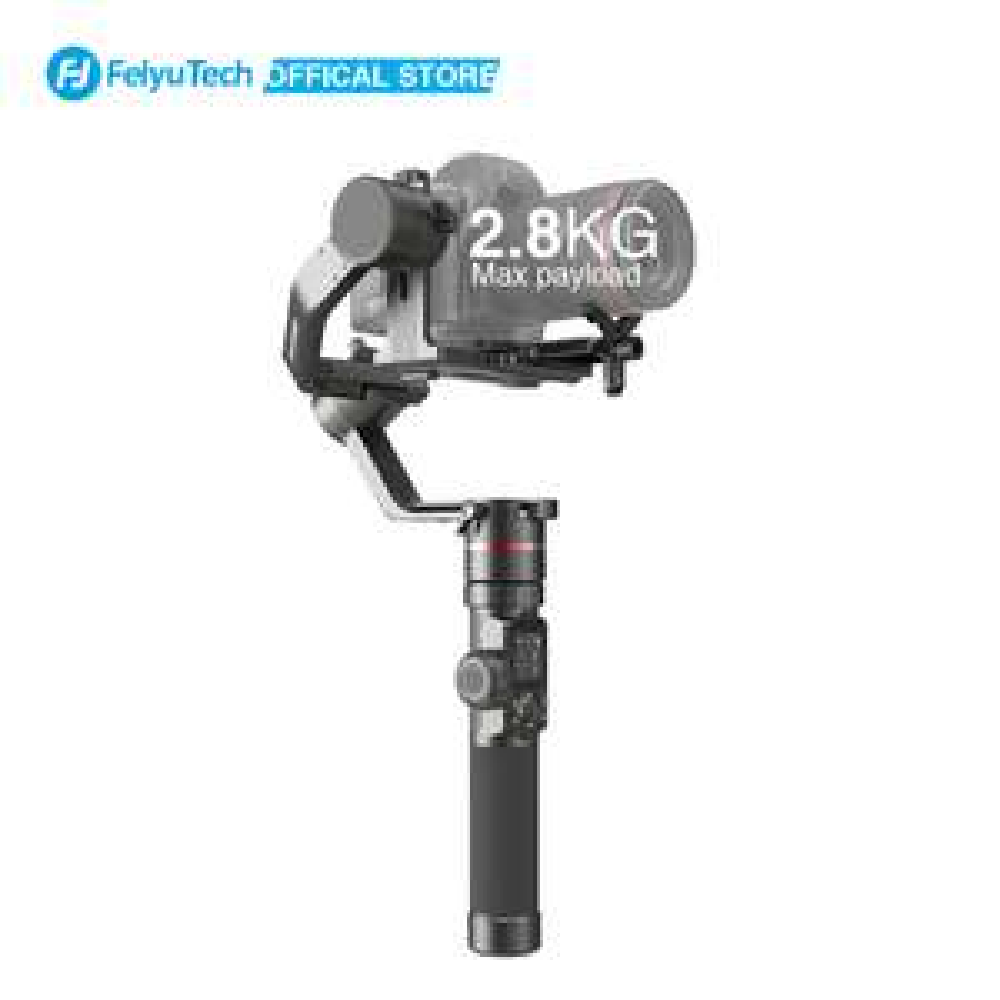 FeiyuTech AK2000 Camera Stabilizer 3 Axis Handheld Gimbal Stabilisers - £322.15 Amazon