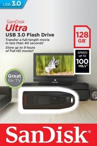 SanDisk Ultra USB 3 Flash Drive 128GB for £13.39 Delivered @ Picstop