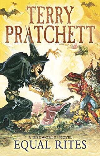 Amazon Kindle - Equal Rites (Discworld Book 3) by Terry Pratchett 99p @ Amazon