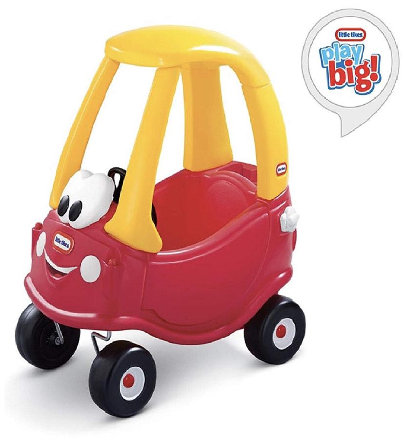 Little Tikes Classic Cozy Coupe Ride-On £33.99 & Police Car £32.99 @ Amazon (+£4.49 Non Prime)