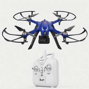 DROCON Bugs 3 Brushless Motor Drone RC Quadcopter 2 speeds Long Range 3D ROLL/FLIP Camera Support Blue £22 With Code @ Amazon/Tenker Tech EU