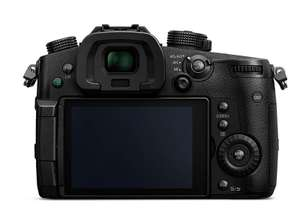 Panasonic Lumix GH5 Body Free Hahnel battery and Sandisk Extreme Pro 128gb SD card plus free 25/1.7 lens £1099.99 London Camer Exchange