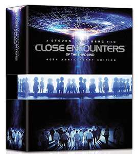 Close Encounters of the Third Kind [4K UHD + 2 Blu-ray] 40th Anniversary Ltd Edition with book - £17.95 delivered @ Amazon.it