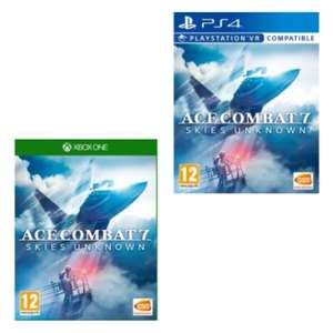 [Xbox One/PS4] Ace Combat 7: Skies Unknown - £19.95 delivered @ The Game Collection