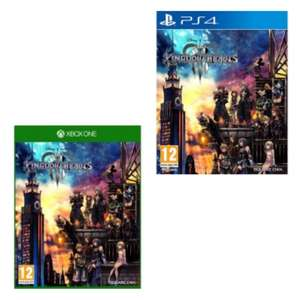 [Xbox One/PS4] Kingdom Hearts 3 - £11.95 delivered @ The Game Collection