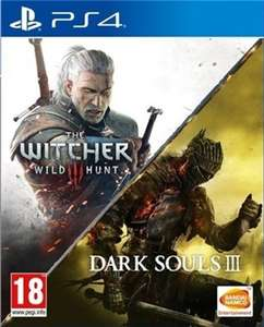 The Witcher 3: Wild Hunt + Dark Souls III Compilation (PS4) - £19.95 delivered @ The Game Collection