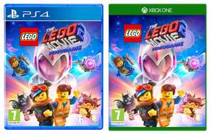 LEGO Movie 2: The Video Game (PS4 / Xbox One) - £14.95 delivered @ The Game Collection