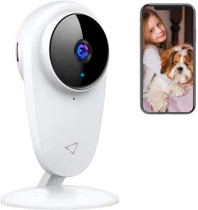 Victure 2.4G Indoor Camera with Night Vision Motion Detection 2 Way Audio Sold by Tong-EU & FBA £15.99 prime (£4.49 non Prime)