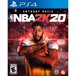 NBA 2K20 for PS4 - £29.99 at Game