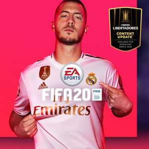 Fifa 20 PS4 - Canadian PSN Store for £23
