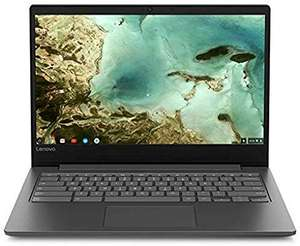 Lenovo Chromebook S330 14 Inch HD Display - (Business Black) MediaTek 64-bit CPU, 4GB RAM, 32GB - £169.99 @ Amazon