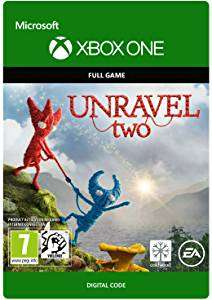 Unravel 2 for Xbox (download code) - £5.95 @ Amazon