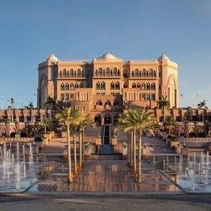 Emirates Palace Hotel, Abu Dhabi - Dec 2020 -£359 per night ( 2 persons hb ) via Travel Republic