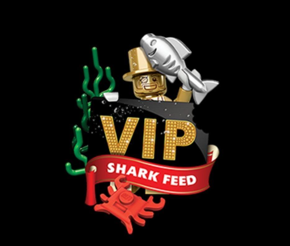 Legoland VIP Shark Feed - Black Friday Deal - £30pp @ Lego