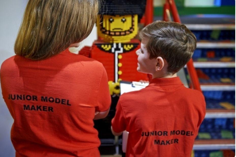 Legoland Model Maker the day £150 - Black Friday Deal