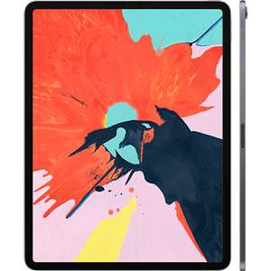 """256GB iPad Pro 12.9"""" (2018) 4G - O2 contract - Total Cost: £1,136 @ O2 Store"""