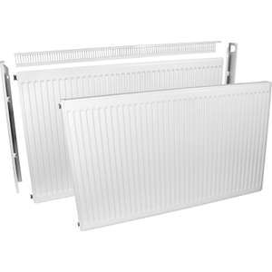 Up to 70% off Selected Radiators at Toolstation (from £3.89)