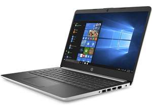 Black Friday Deal - HP 14-dk0011na Full-HD Laptop - Save £100 now £399 + Free Delivery (With Code) @ HP