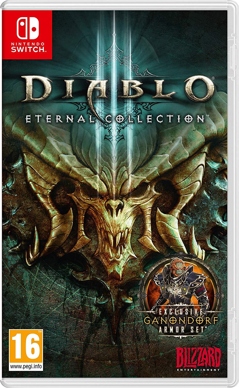 Diablo Eternal Collection (Nintendo Switch) - £24.99 @ Amazon