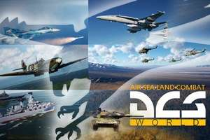 DCS World Thanksgiving Sale, Up to 50% off