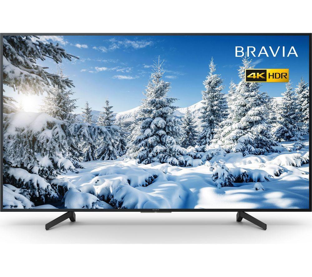 "SONYBRAVIA KD-65XG7003BU 65"" Smart 4K Ultra HD HDR LED TV(5 Year Warranty) £719.98 at Liverpool"