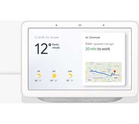 Google Nest Hub £55 & Home Mini £17 at Dixons Travel