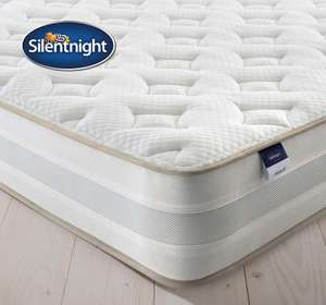 40% off on Silentnight mattresses (e.g. single - £189.99) @ Amazon