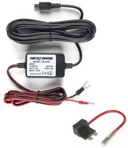 Nextbase Hard Wire Kit Car Dash Cam Camera 112 212 312G 312GW 412 512GW 612 DUO - £10.95 on eBay / velocityelectronics