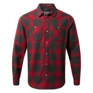 Up to 50% off Main Range Shirts + 60% off Outlet + an extra 10% off using code @ Craghoppers
