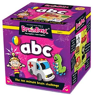 BrainBox - ABC game £4.99 add-on @ Amazon