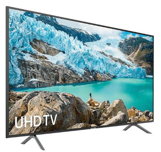 "SAMSUNG UE58RU7100KXXU 58"" Smart 4K Ultra HD HDR LED TV, HDR10+ - £417.05 delivered with code @ Currys eBay"