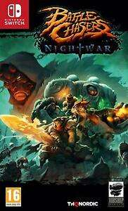 Battle Chasers Nightwar For Nintendo Switch (New & Sealed) £14.99 sold by pc-software eBay