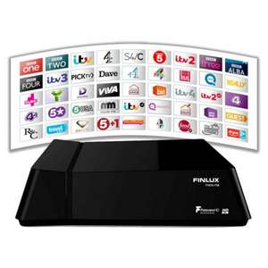 Finlux T7675 1TB Freeview PVR HD Recorder Set Top Box with Wi-Fi £49.95 @ Amazon