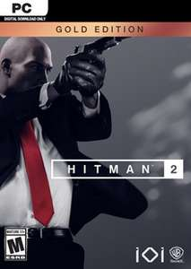 [Steam] Hitman 2: Gold Edition PC - £17.49 @ Indiegala