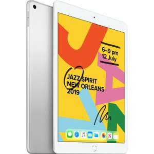 """APPLE 10.2"""" iPad (2019) - 32 GB, Silver/Gold/Space Grey- £293.55 Delivered @ AO / eBay"""
