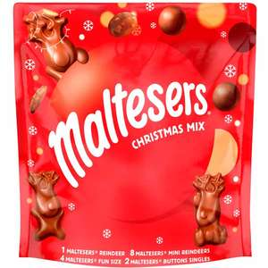 Maltesers Christmas Mix Pouch £2.50 @ Wilko