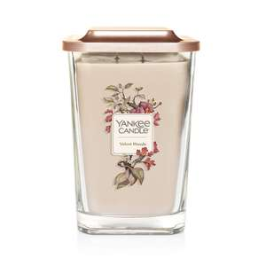 Yankee Candle Velvet Woods Elevation Large Jar £7.51 Dispatched from and sold by Amazon US