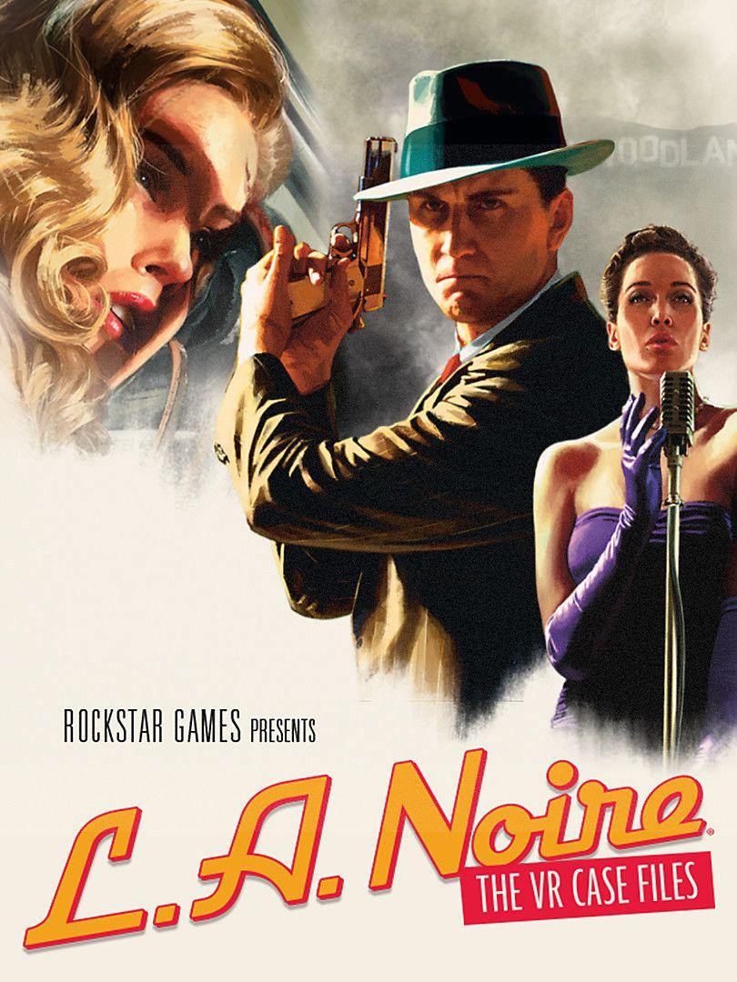 L.A Noire The VR Case Files PSVR £17.99 at Playstation PSN