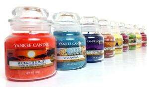"""9 """"Almost Perfect"""" Small Yankee Candle jars £18 @ Yankee Bundles"""
