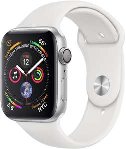 Apple watch series 4 cellular/GPS face only £189.99 - available with strap from £239.99..open box and refurbished @ Student Computers