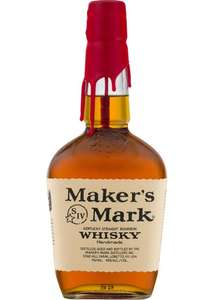 Makers Mark bourbon whiskey 70cl £20 @ Tesco in-store Glasgow