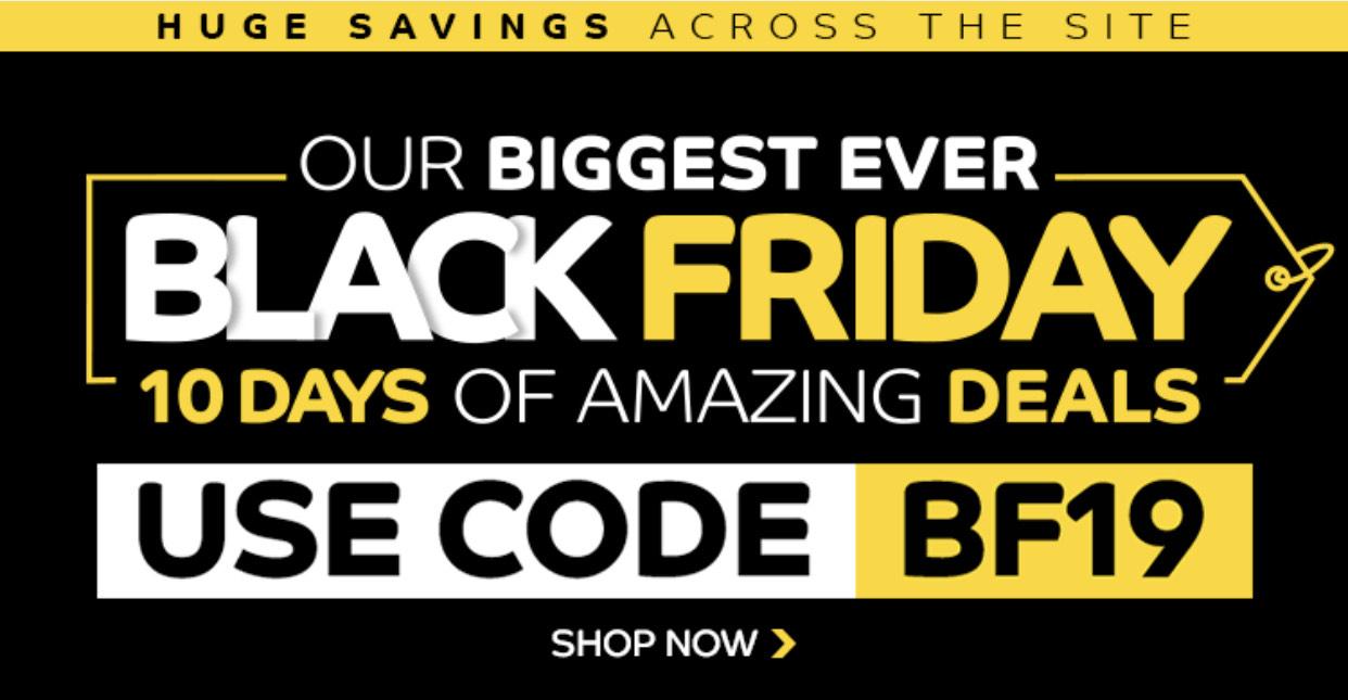 EuroCarParts Black Friday discount code