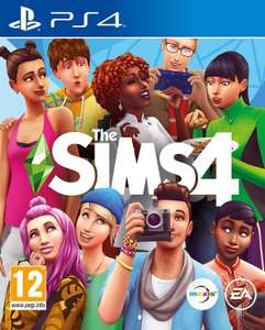 The Sims 4 PS4 - £8.99 @ PSN Store
