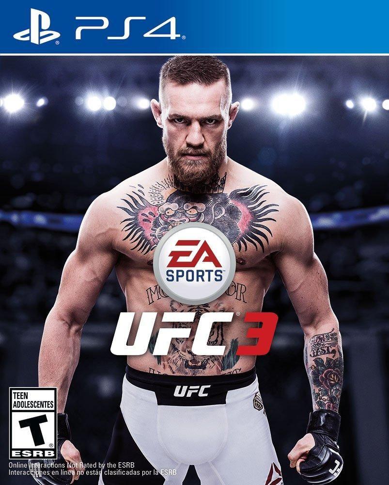 PS4 EA Sports UFC 3 - £8.99 @ PSN Store